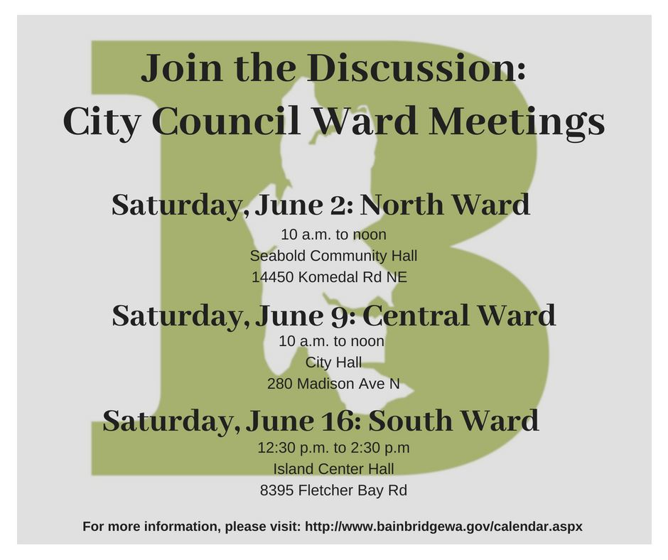Ward Meetings Notice