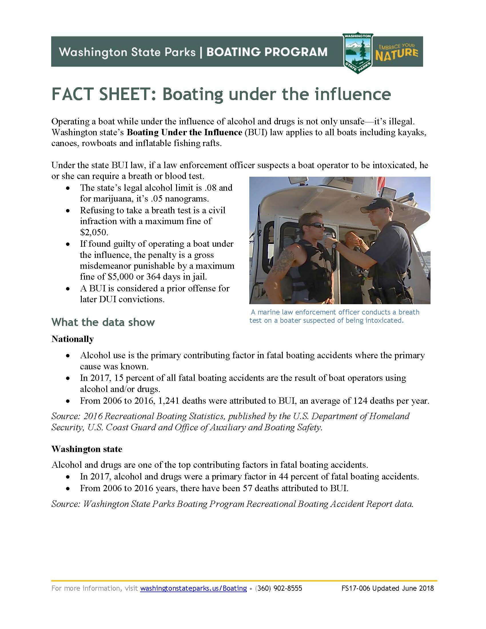 FS18-006_Boating Under the Influence Fact Sheet_Page_1