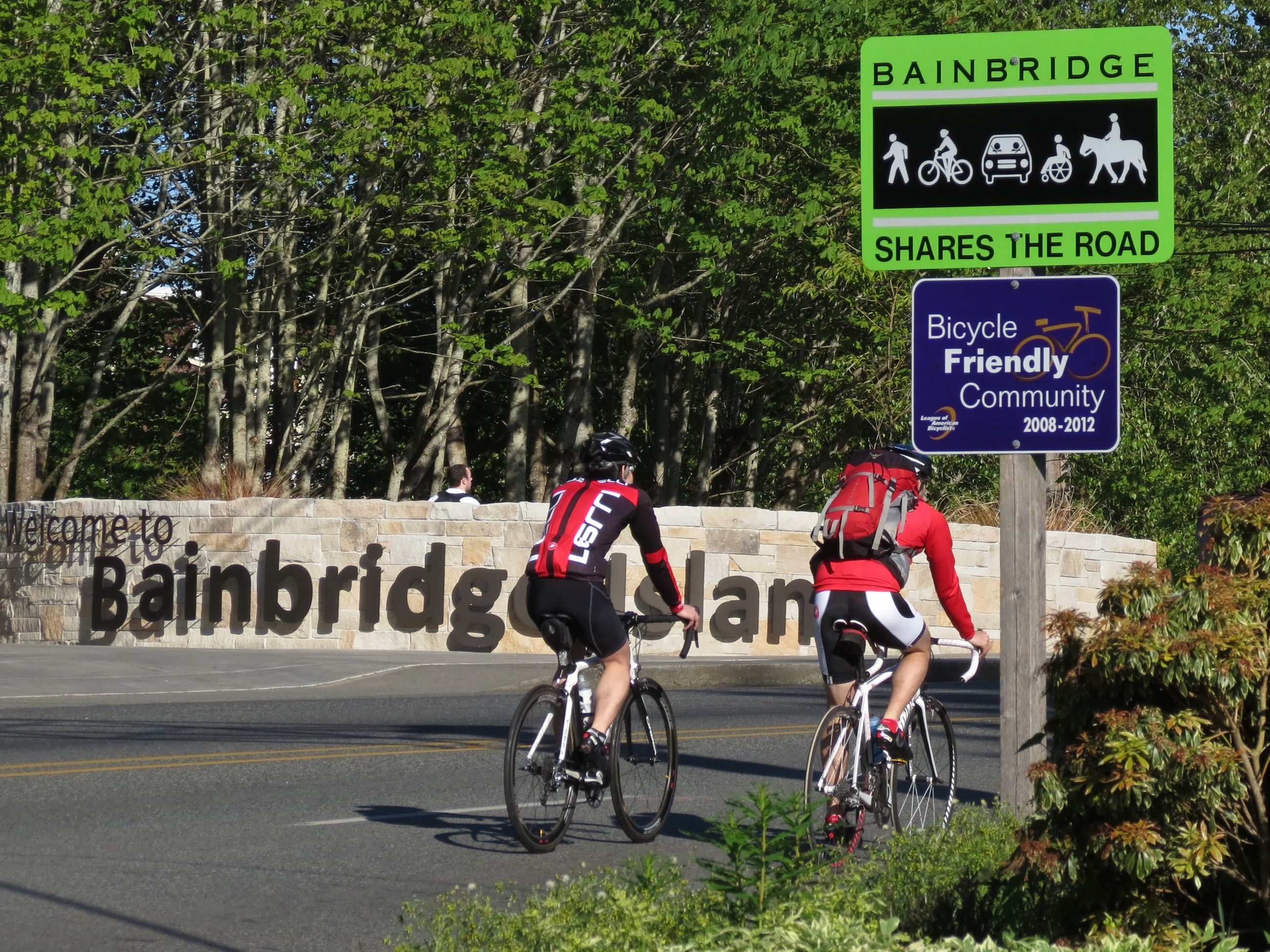 Connecting Bainbridge: SAFE Mobility Levy