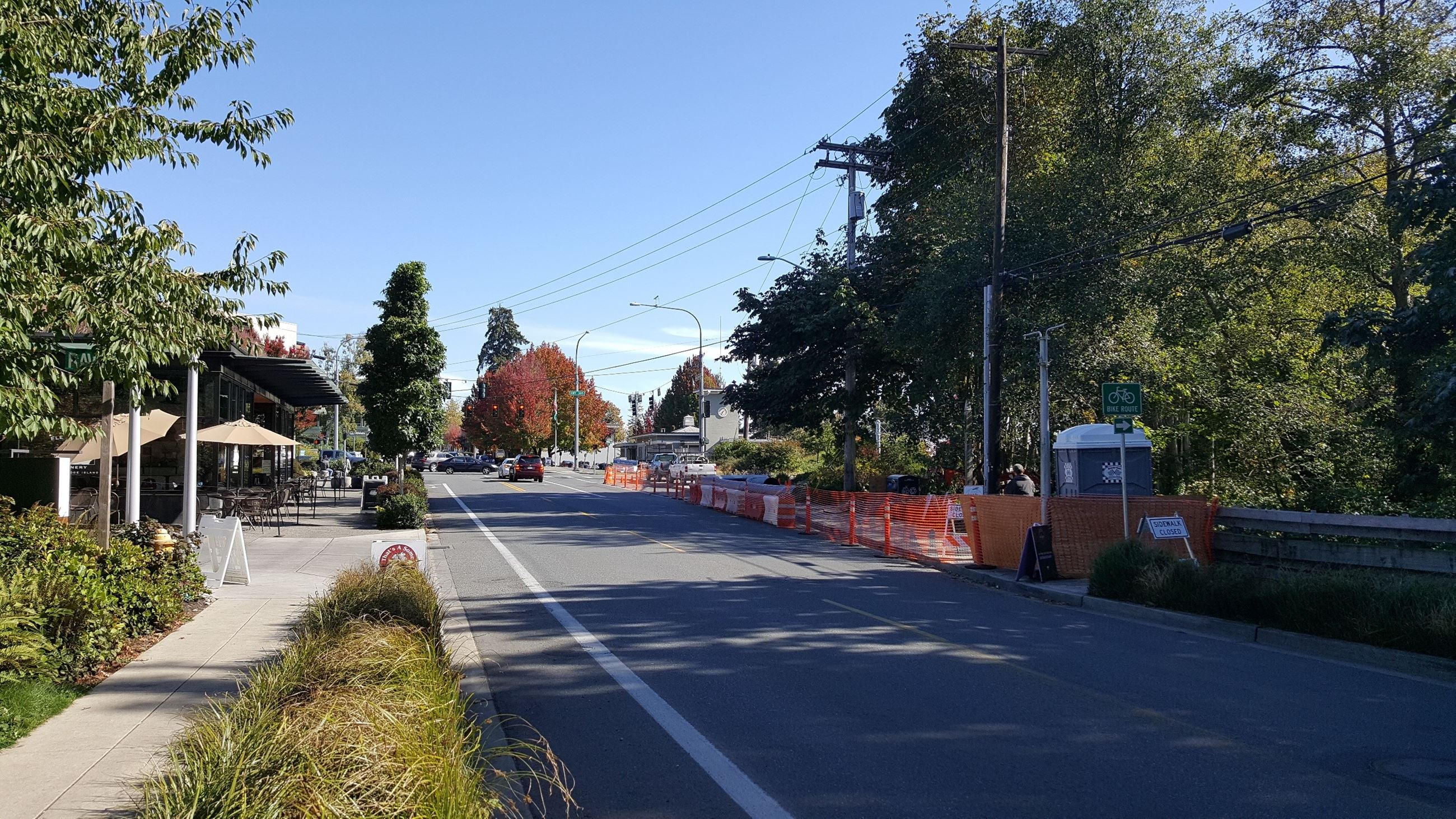 Winslow Way Ravine Update
