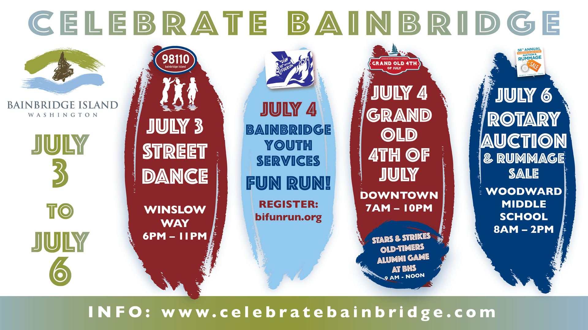 Celebrate Bainbridge 2019