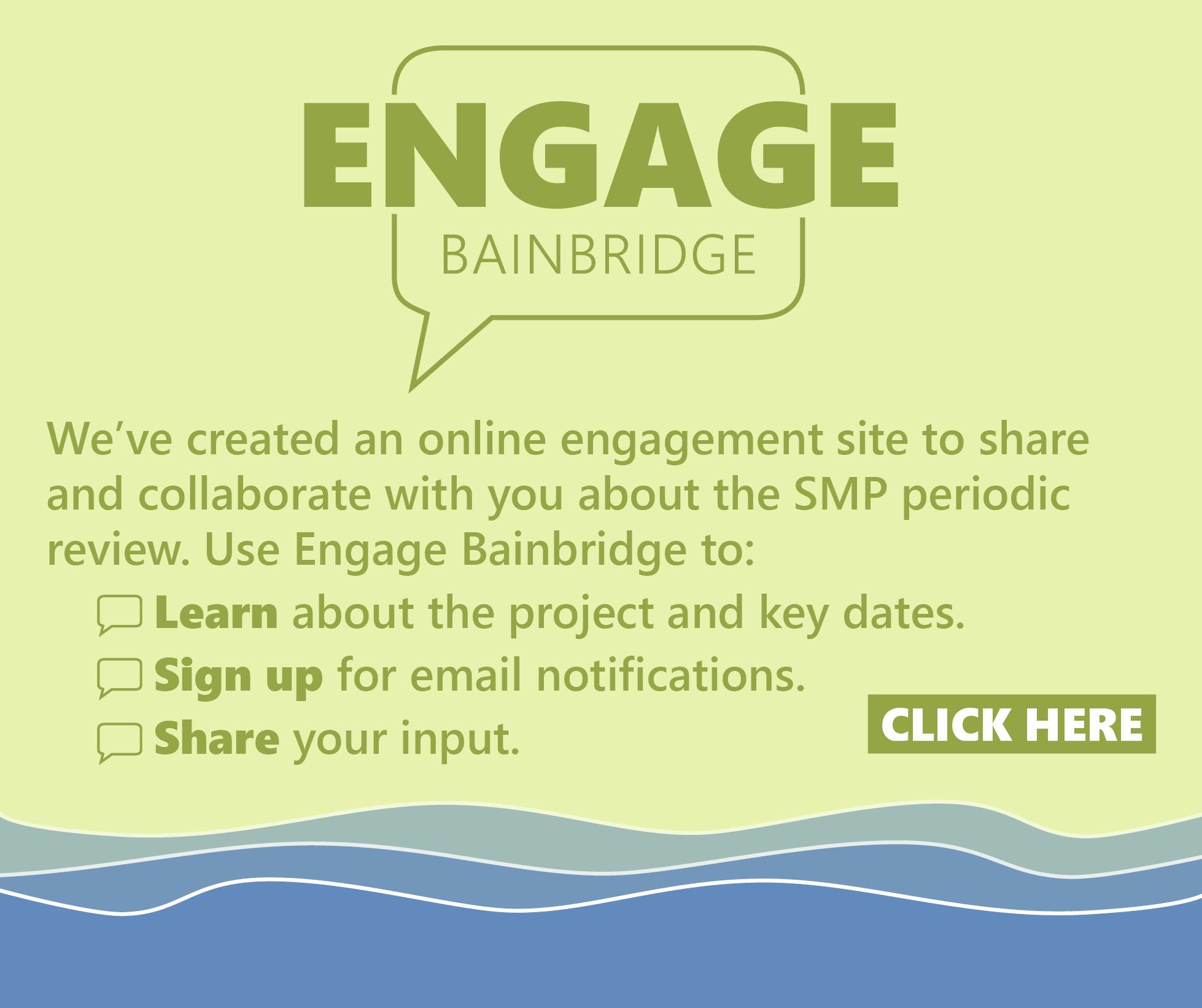 SMP_Engage Bainbridge Project Page